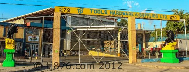tj876 Jamaca 50 - Tools Hardware