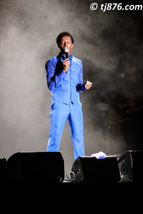 Romain Virgo @ Jamaica Jazz & Blues 2013