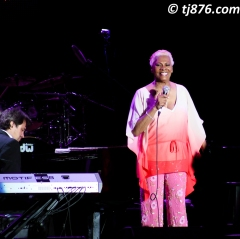 Dionne Warwick @ Jamaica Jazz & Blues 2013