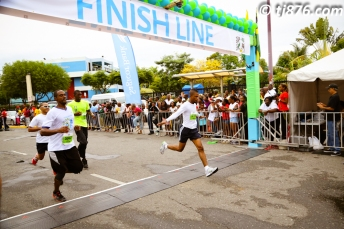 tj876 Sagicor Sigma Corporate Run 2013-14