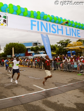 tj876 Sagicor Sigma Corporate Run 2013-16