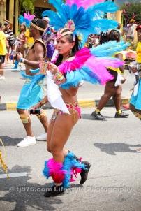 tj876 Jamaica Carnival Road March 2013-10