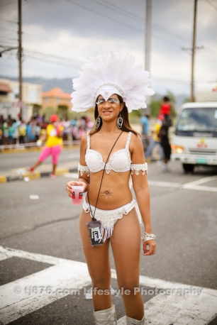 tj876 Jamaica Carnival Road March 2013-112