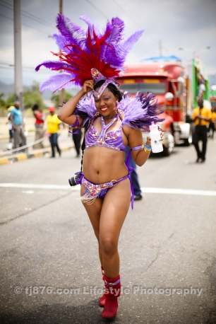 tj876 Jamaica Carnival Road March 2013-127