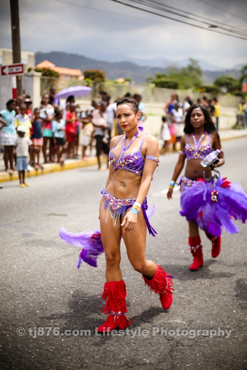 tj876 Jamaica Carnival Road March 2013-133
