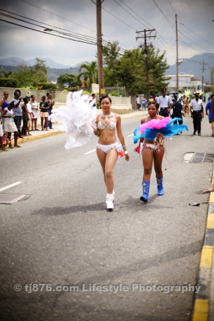 tj876 Jamaica Carnival Road March 2013-134