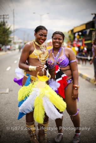 tj876 Jamaica Carnival Road March 2013-136