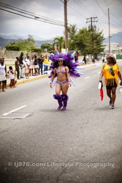 tj876 Jamaica Carnival Road March 2013-138