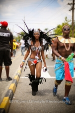 tj876 Jamaica Carnival Road March 2013-139