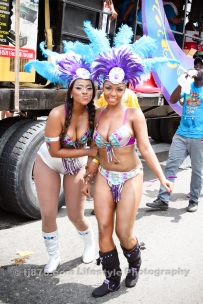 tj876 Jamaica Carnival Road March 2013-14