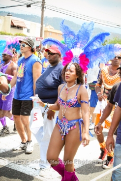 tj876 Jamaica Carnival Road March 2013-18