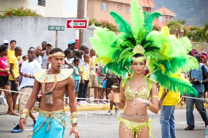 tj876 Jamaica Carnival Road March 2013-22