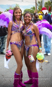 tj876 Jamaica Carnival Road March 2013-3
