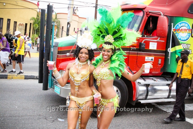 tj876 Jamaica Carnival Road March 2013-34