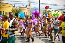 tj876 Jamaica Carnival Road March 2013-5