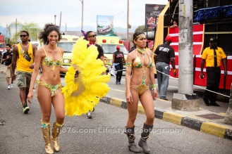 tj876 Jamaica Carnival Road March 2013-70