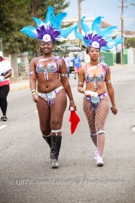 tj876 Jamaica Carnival Road March 2013-74