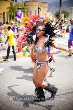 tj876 Jamaica Carnival Road March 2013-86
