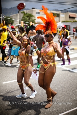 tj876 Jamaica Carnival Road March 2013-87