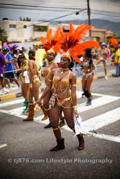 tj876 Jamaica Carnival Road March 2013-99
