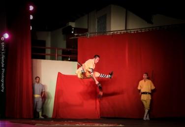 tj876 Shaolin Temple Warrior Monks-19