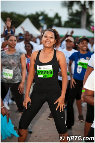 tj876 - Sagicor Sigma Run 2014-11