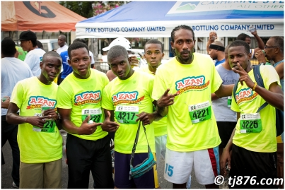 tj876 - Sagicor Sigma Run 2014-135