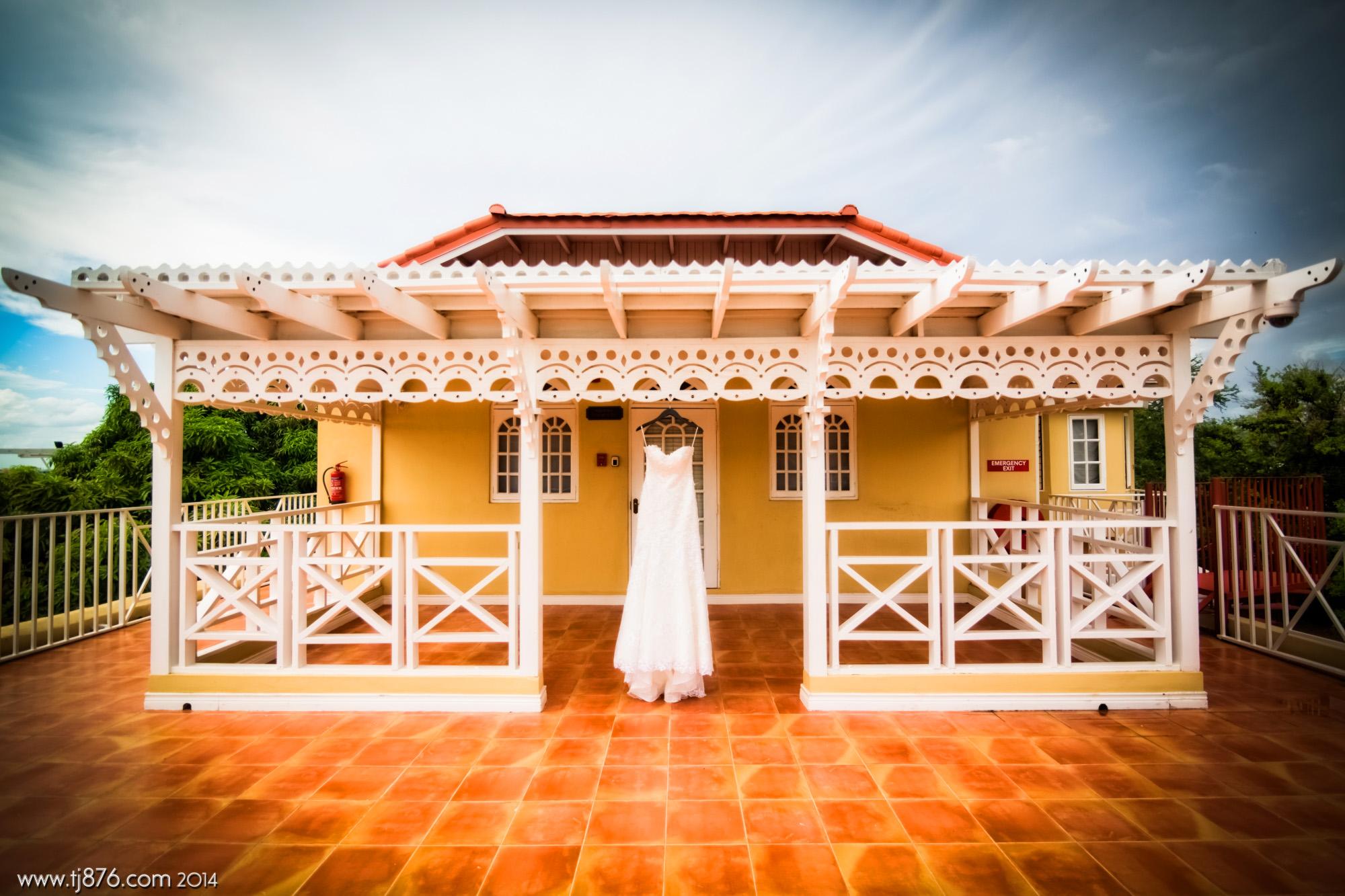 Wedding Eden Gardens Resort Amp Spa Tj876 Jamaican