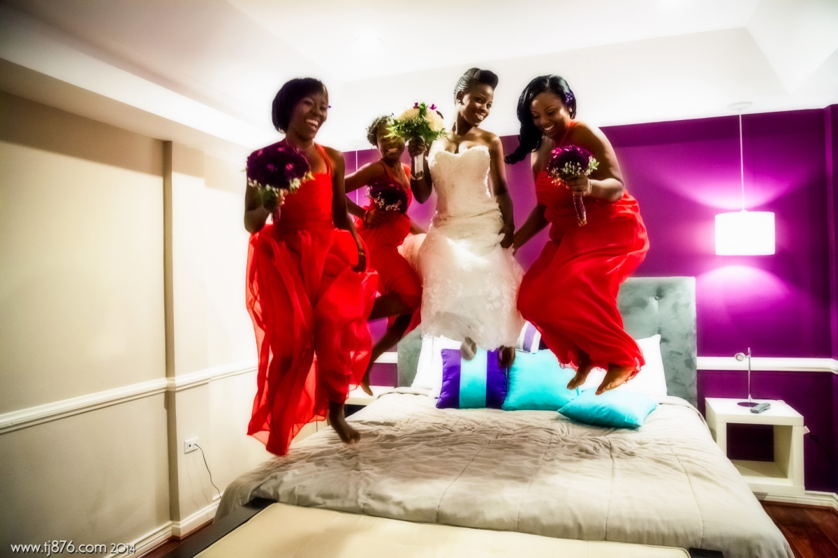 Wedding Eden Gardens Resort Spa Tj876 Jamaican Lifestyle