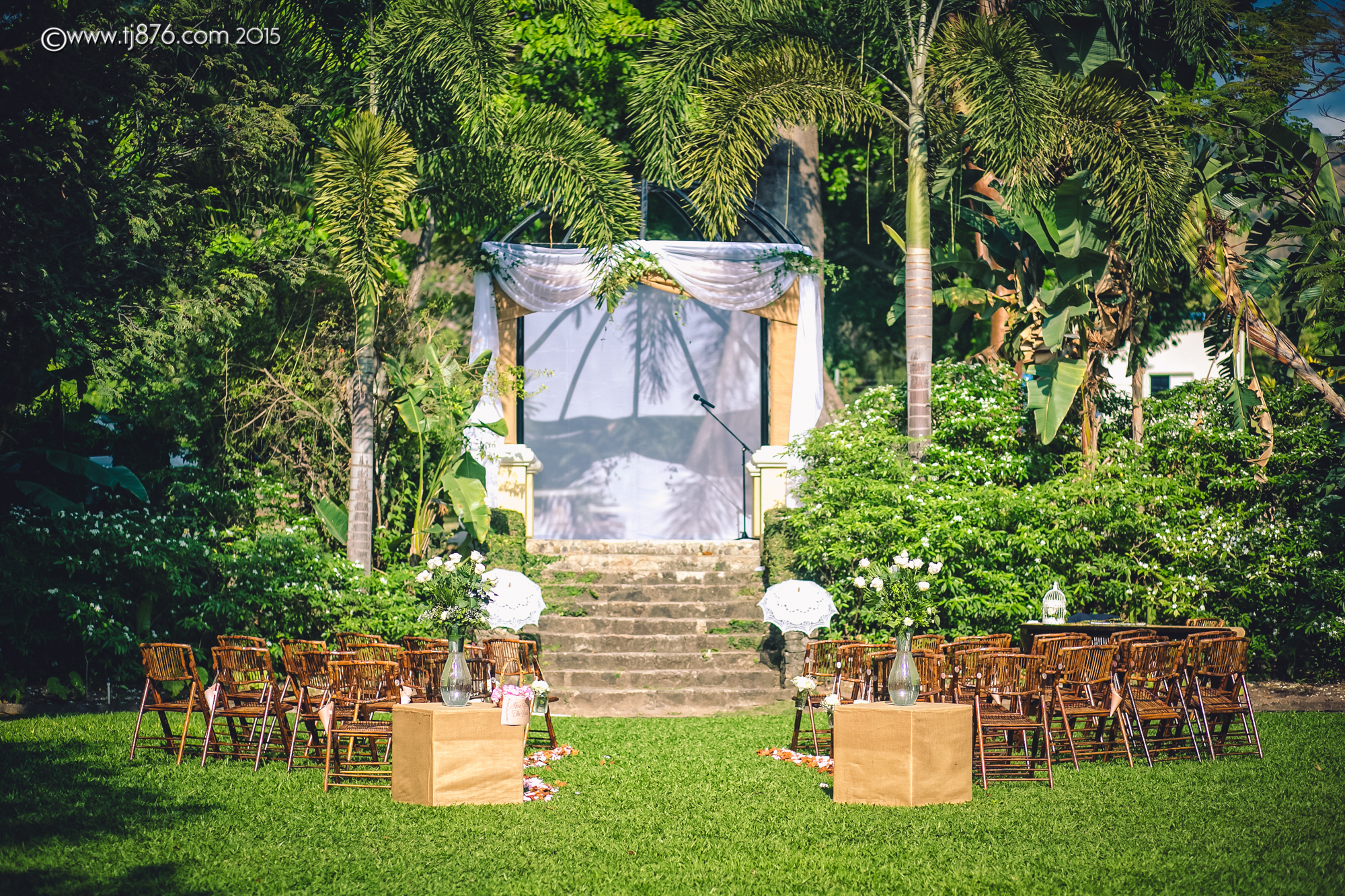Garden Weddings In Kingston Jamaica Fasci Garden