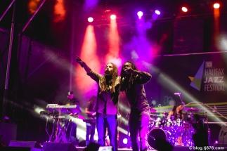 tj876 Jesse Royal and Jo Mersa Marley Halifax Jazz Festival 2017